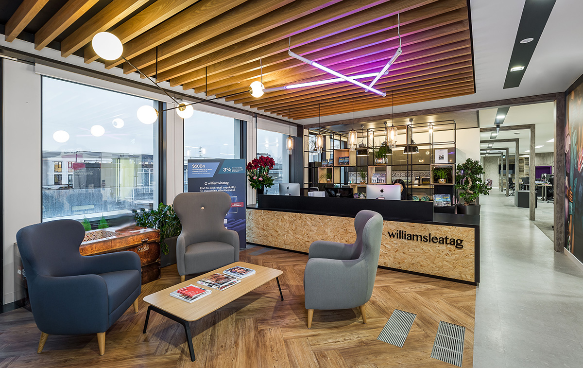 A Tour of Williams Lea Tag's London office