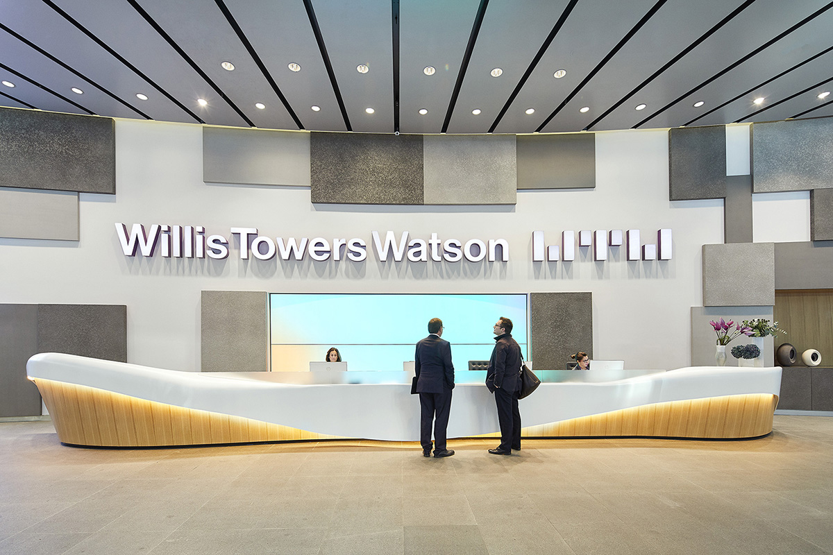A Tour of Willis Towers Watson's London HQ