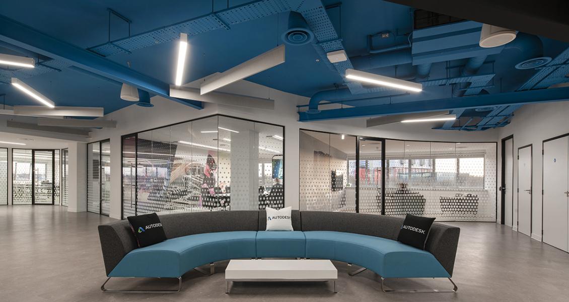 A Tour of Autodesk's New Birmingham Office