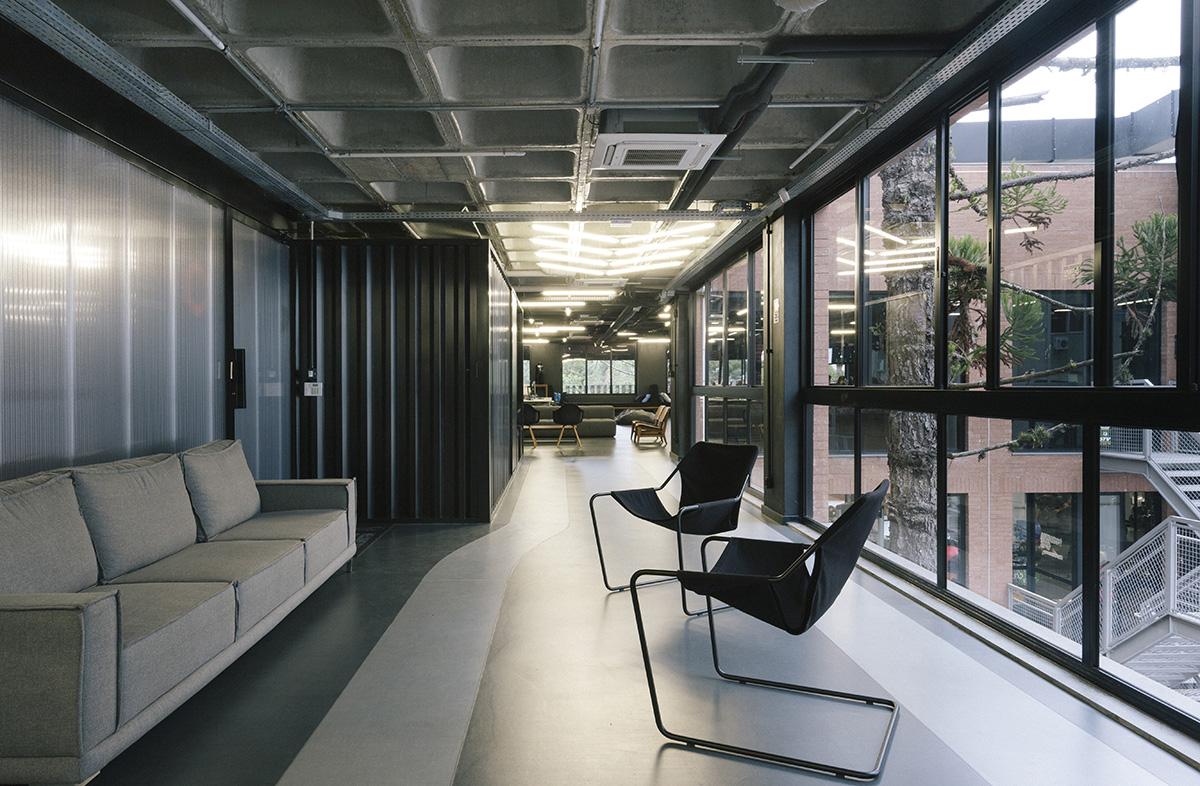 Inside Azion Technologies' Modern Porto Alegre Office