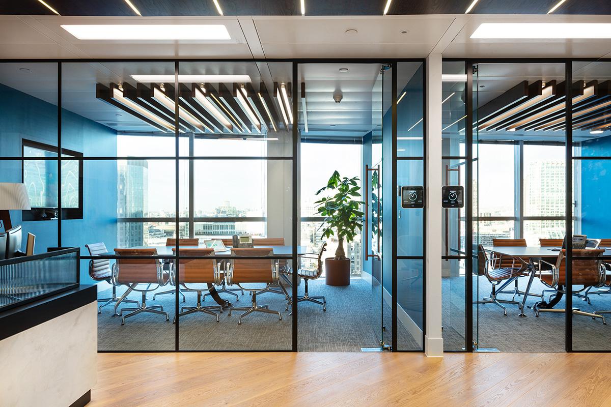 A Look Inside BCS Global's New London Office