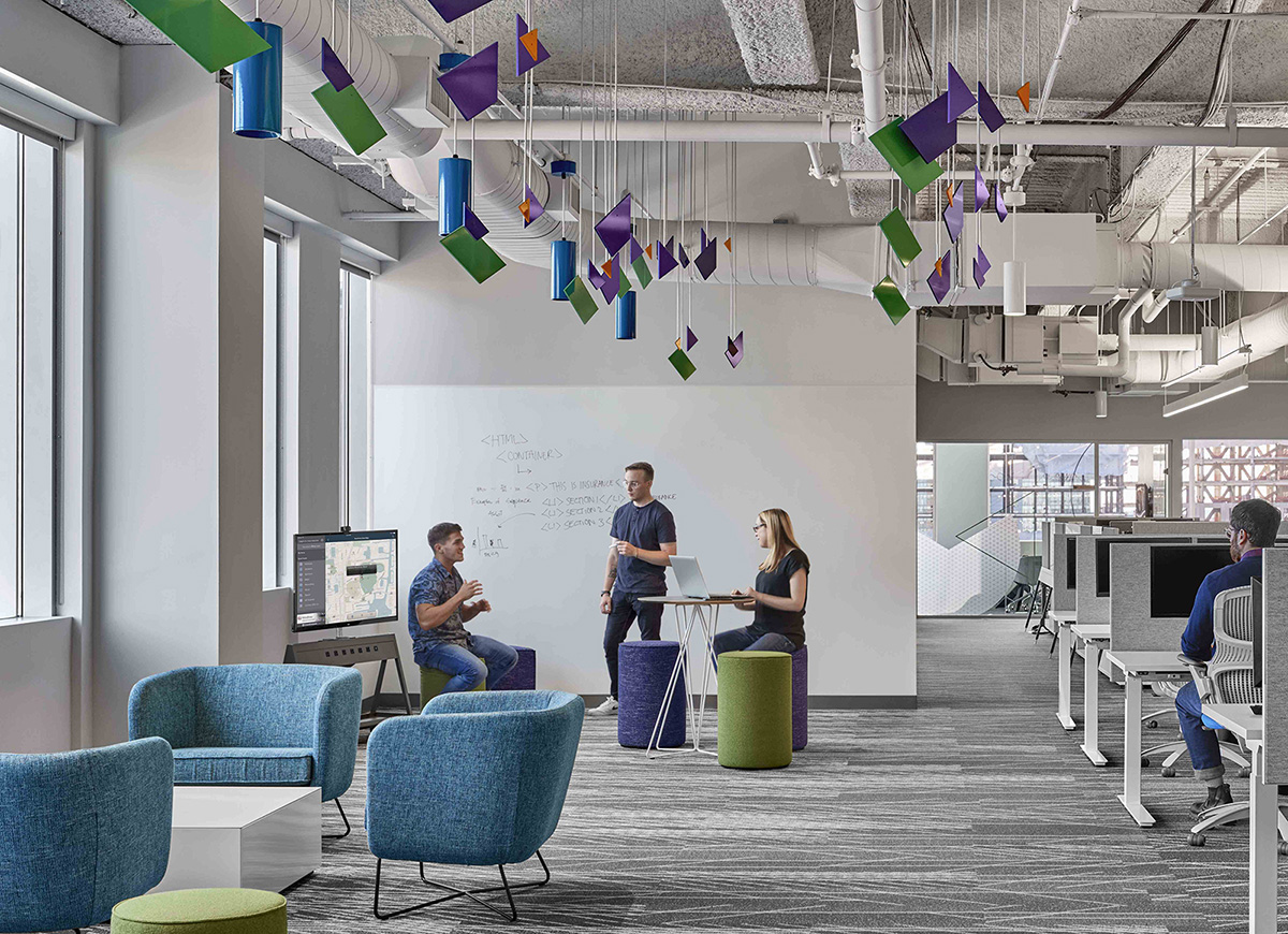 A Look Inside Duck Creek Technologies' Boston Office