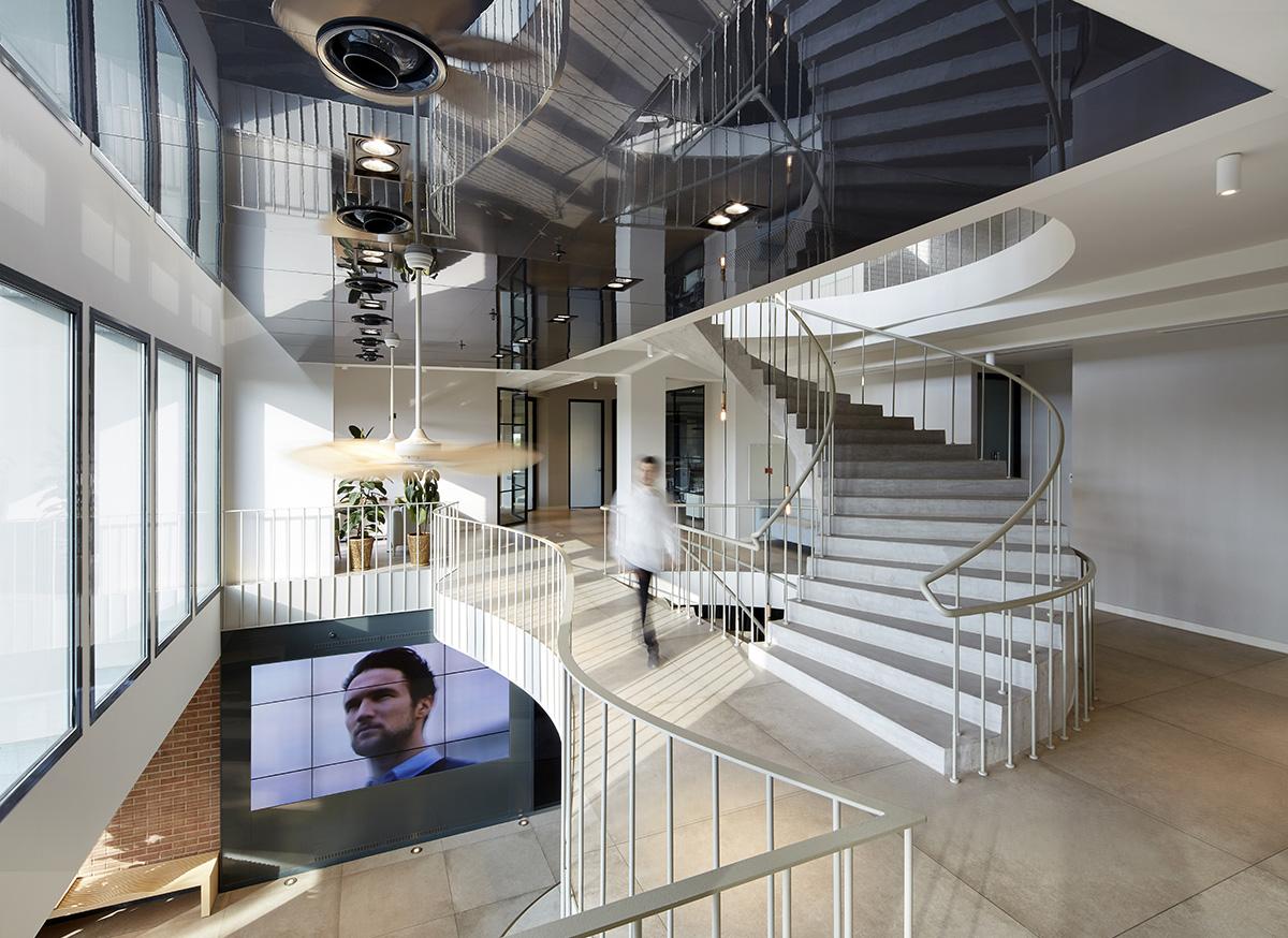 A Tour of Empera's Modern New Headquarters in Gaziantep