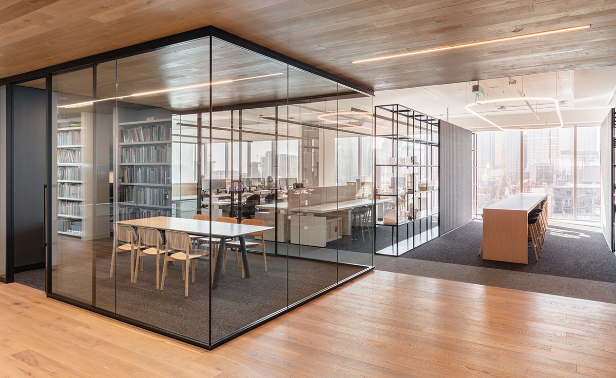 A Tour of KPMB Architects' Elegant Toronto Office