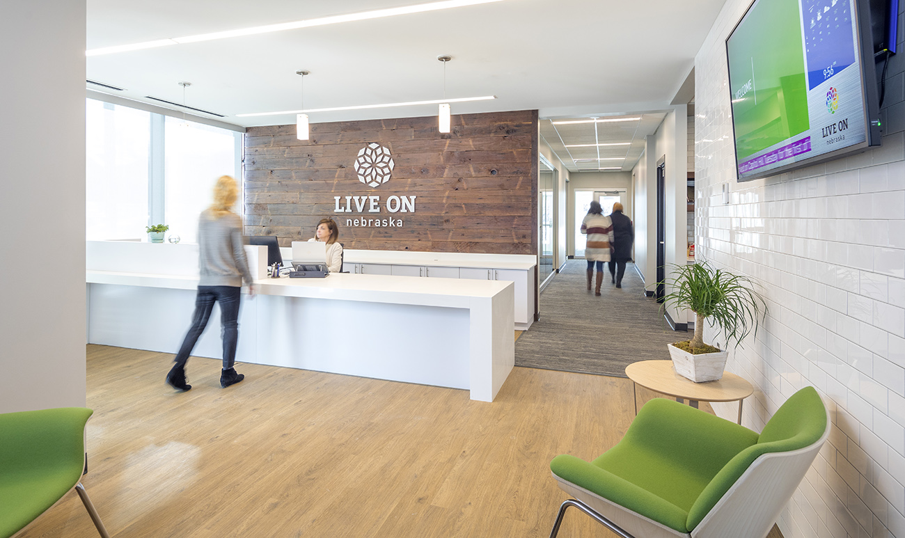 A Tour of Live On Nebraska's New Headquarters in Omaha