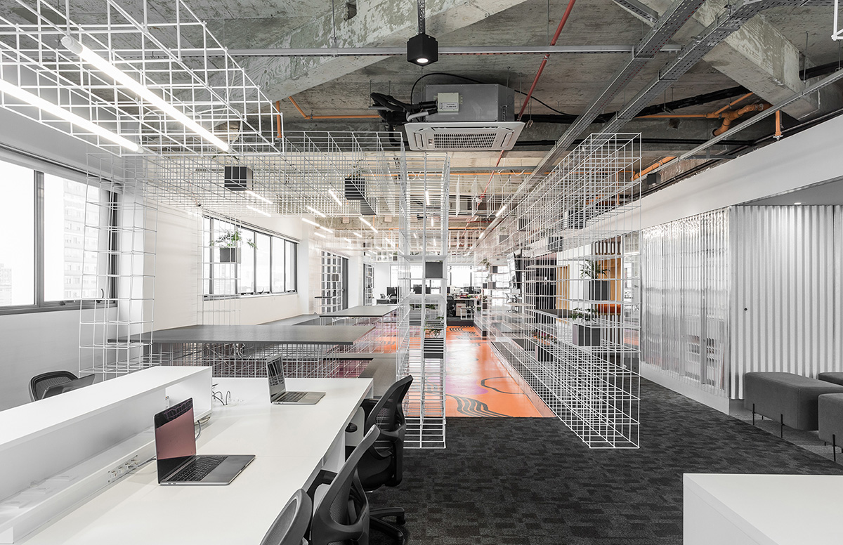 A Tour of Master + So What's New Offices in Curitiba