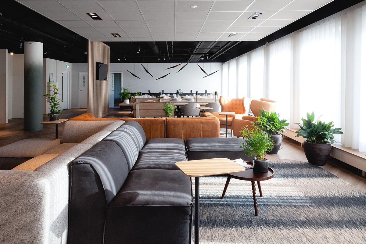 Inside Merin's Boutique-Style Office in Arnhem