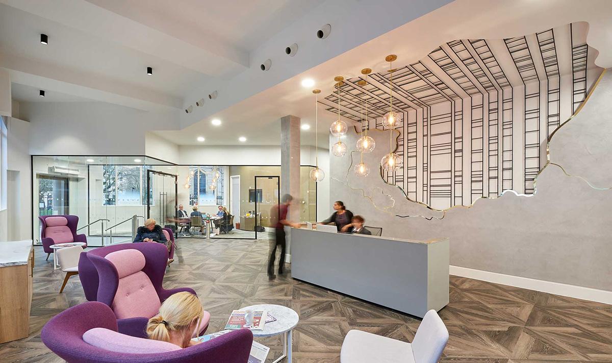 A Look Inside Mills & Reeve's Modern Birmingham Office