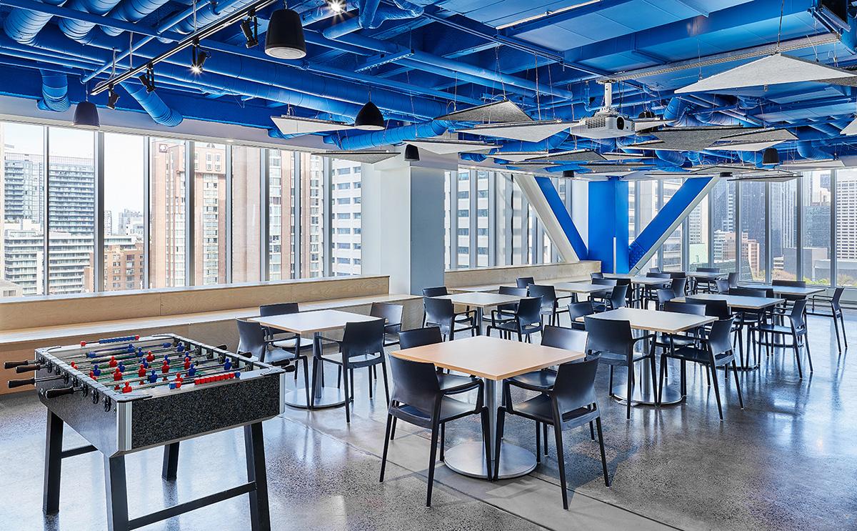 A Look Inside Nulogy's Modern New Office in Toronto