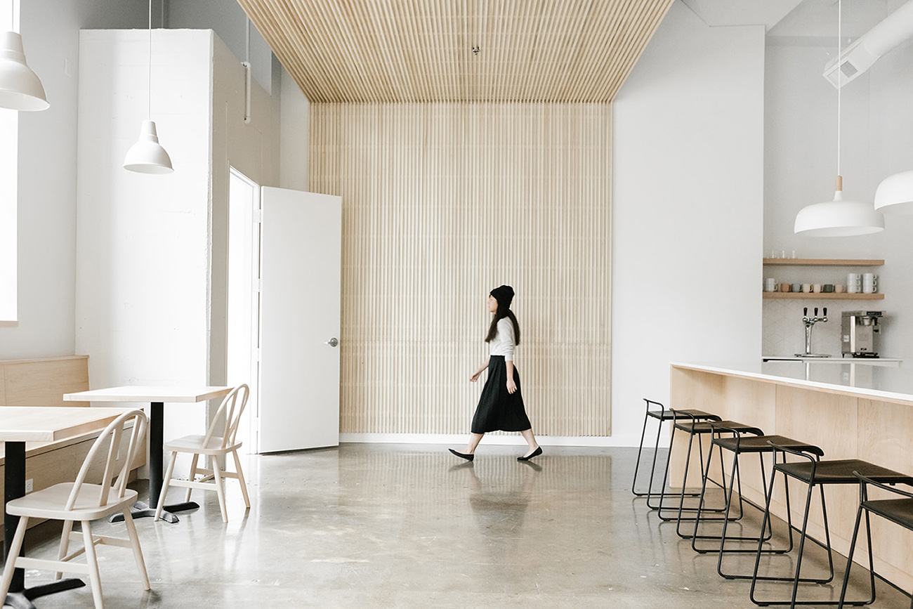 A Tour of Work & Co's Minimalist New Portland Office
