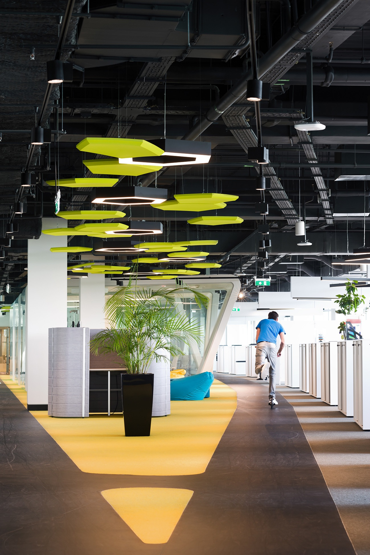 A Tour of Adidas' Modern Moscow Office - Officelovin'