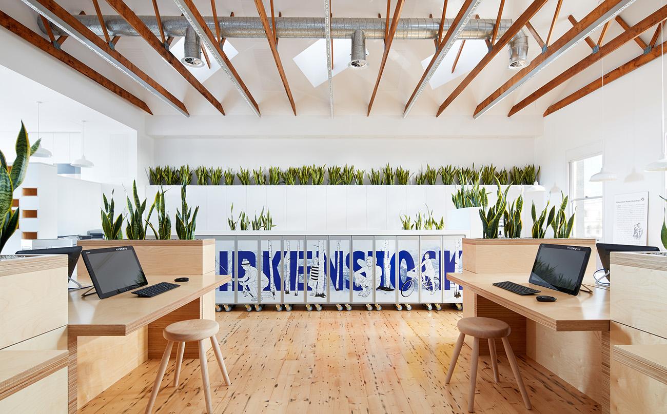A Tour of Birkenstock's Eco-Friendly Australian HQ in Melbourne