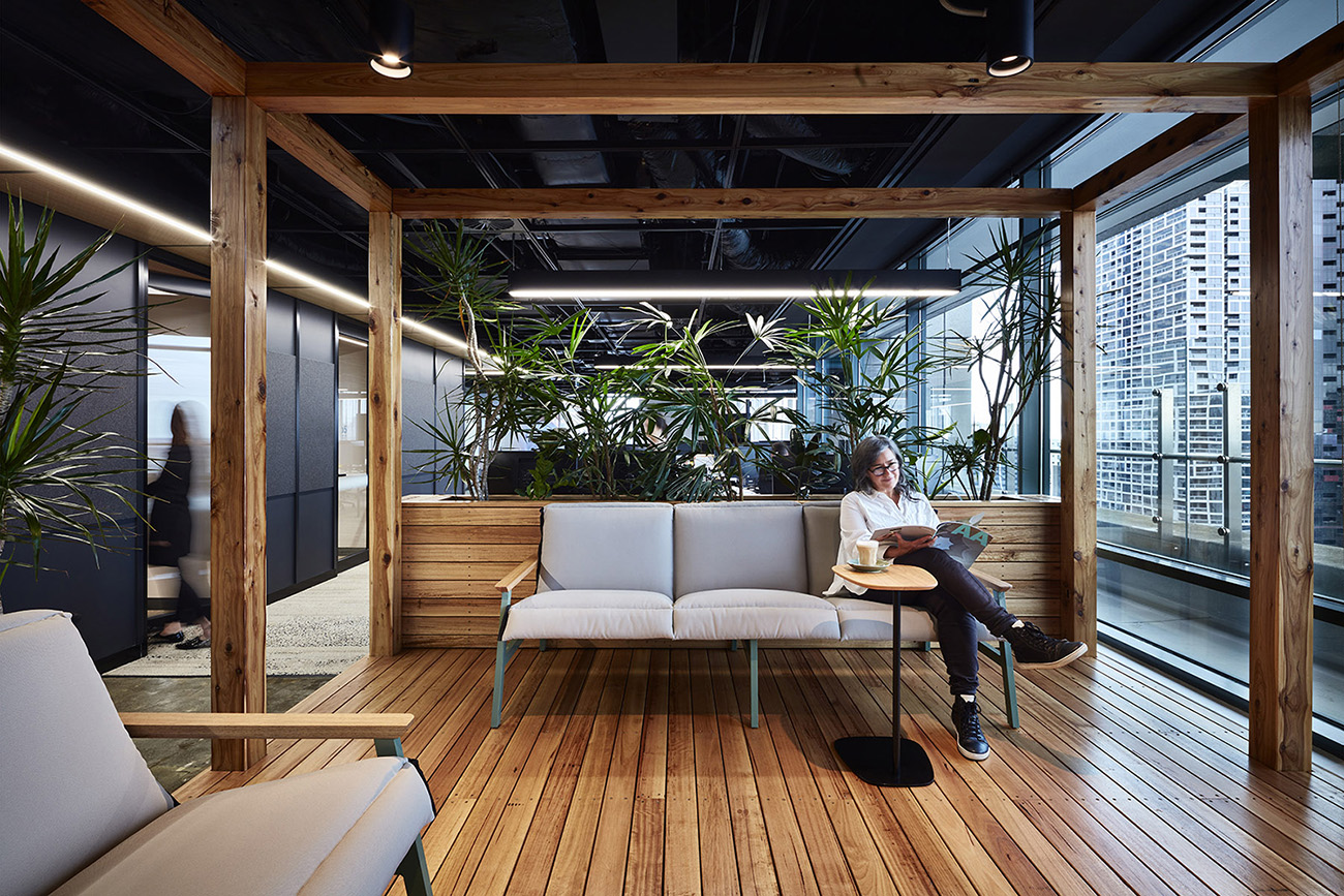 Inside Billard Leece Partnership's Modern Melbourne Office