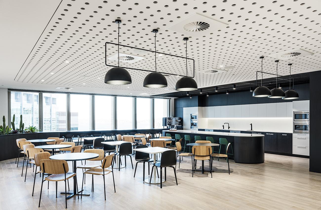 Inside Broadspectrum's New Sydney Office