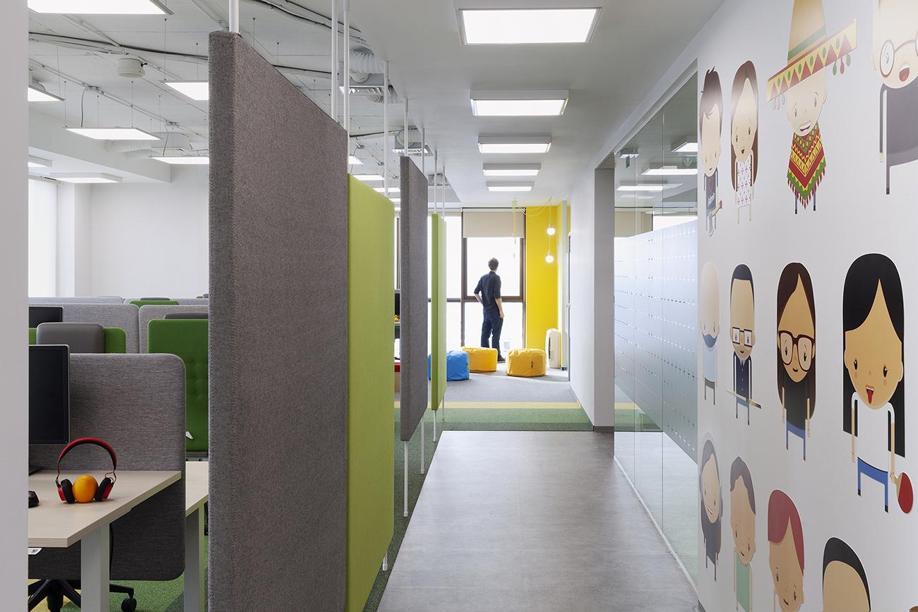 A Look Inside Accedia's Modern New Sofia Office