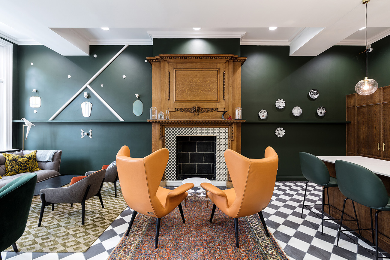 A Tour of Central Working's London Coworking Space – Victoria