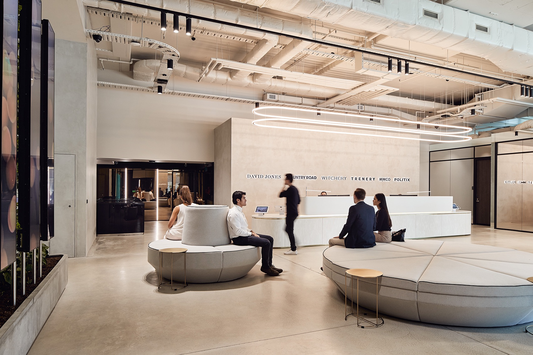 a tour of david jones   country road group u2019s melbourne office