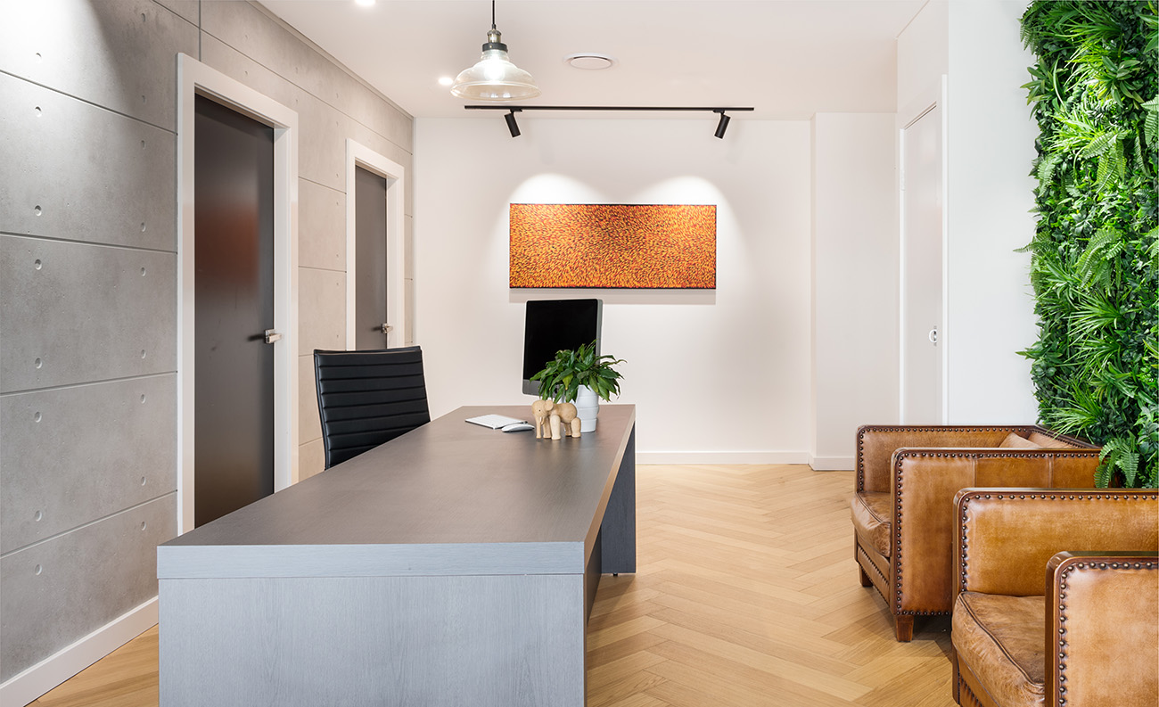 Inside Ingenium's Elegant New Sydney Office