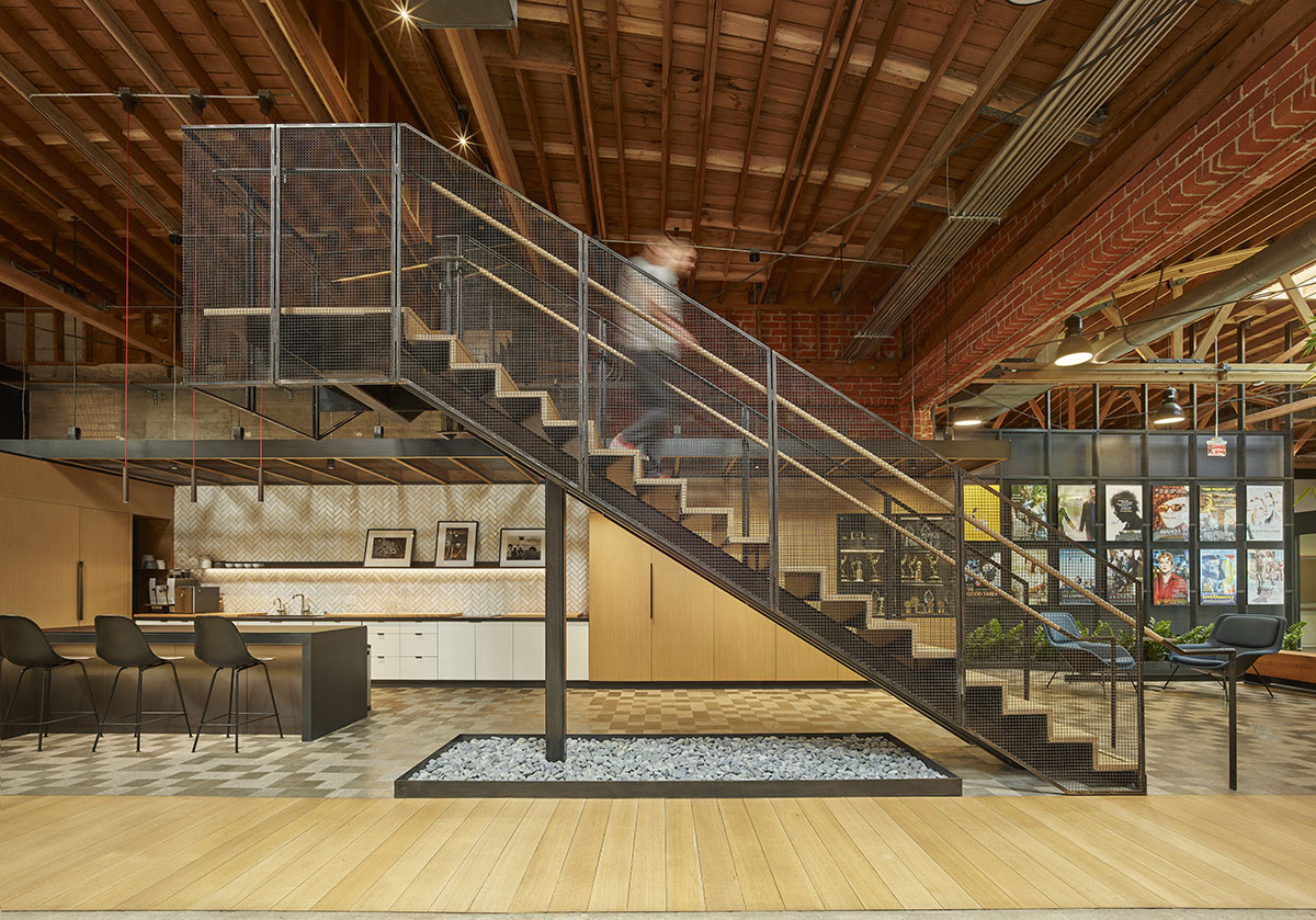 A Tour of John Wells Productions' Modern New Los Angeles Office