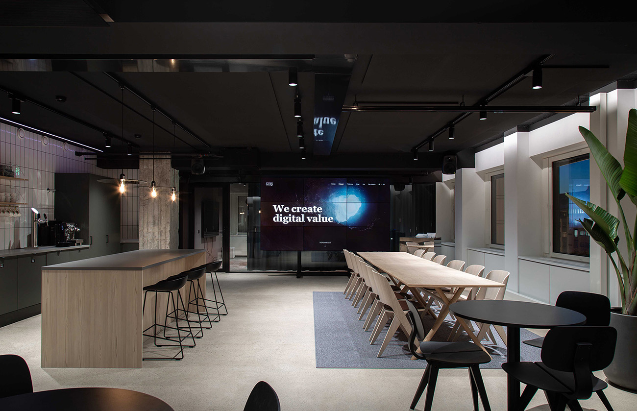 A Tour of Lamia's New Helsinki Office