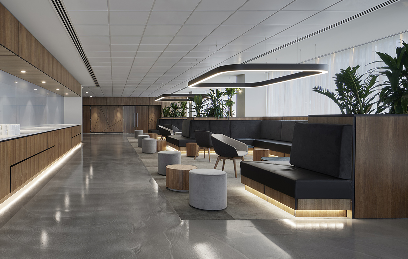 A Tour of Leo Cussen Centre for Law's New Melbourne Headquarters