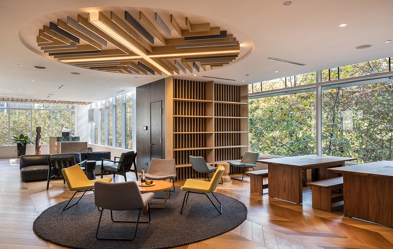 A Tour of New Zealand Central's Modern Shanghai Office