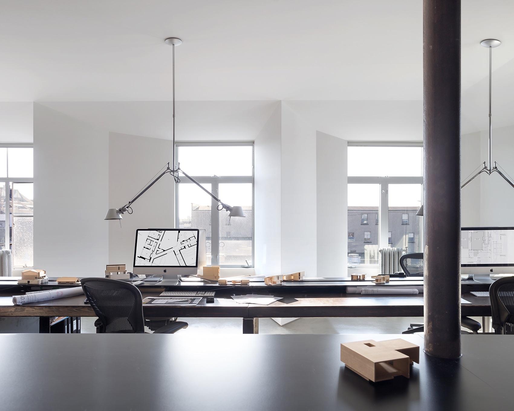 A Peek Inside Studio Three's Minimalist Vancouver Office