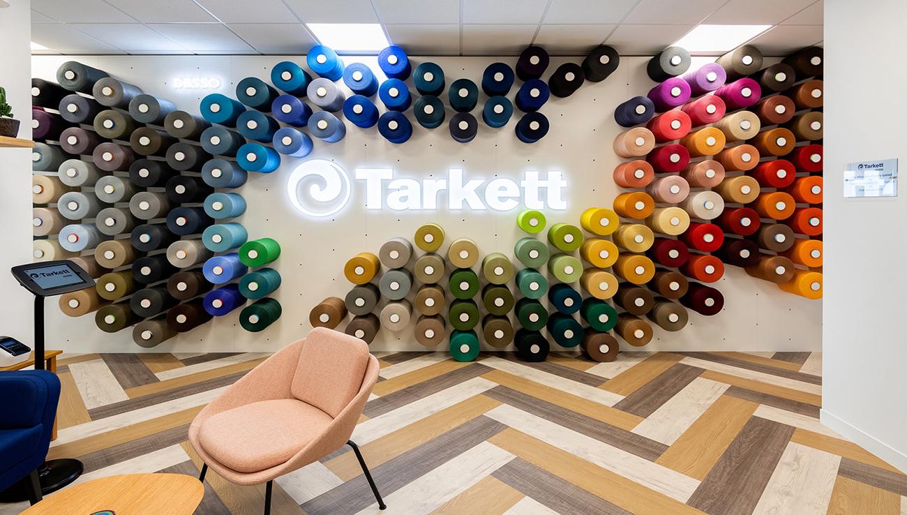 A Peek Inside Tarkett's New Ashford Office
