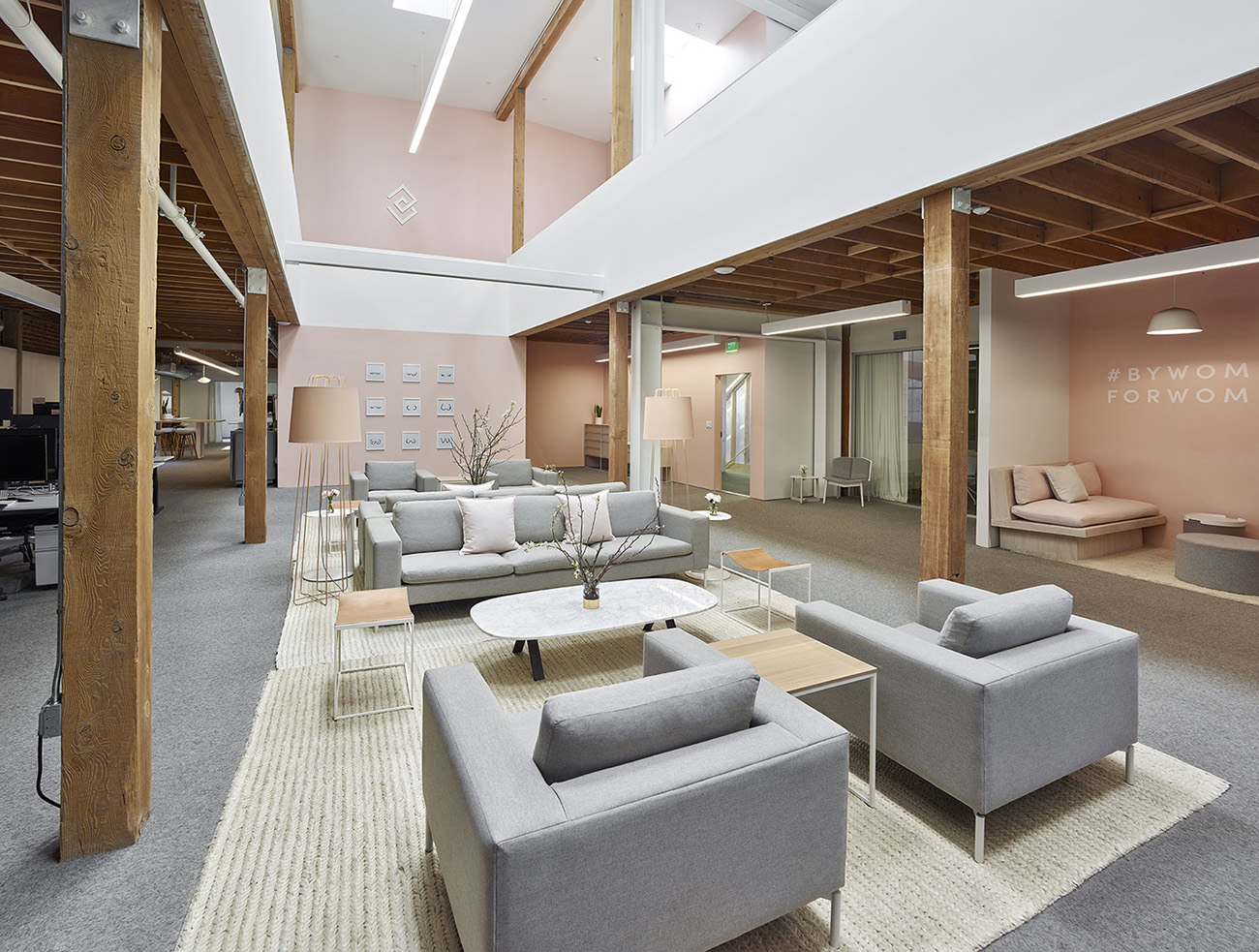 A Look Inside ThirdLove's New San Francisco Office