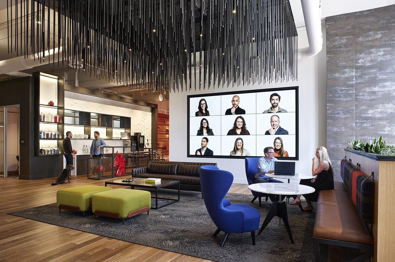 A Tour Of Vocon S New Cleveland Headquarters Officelovin