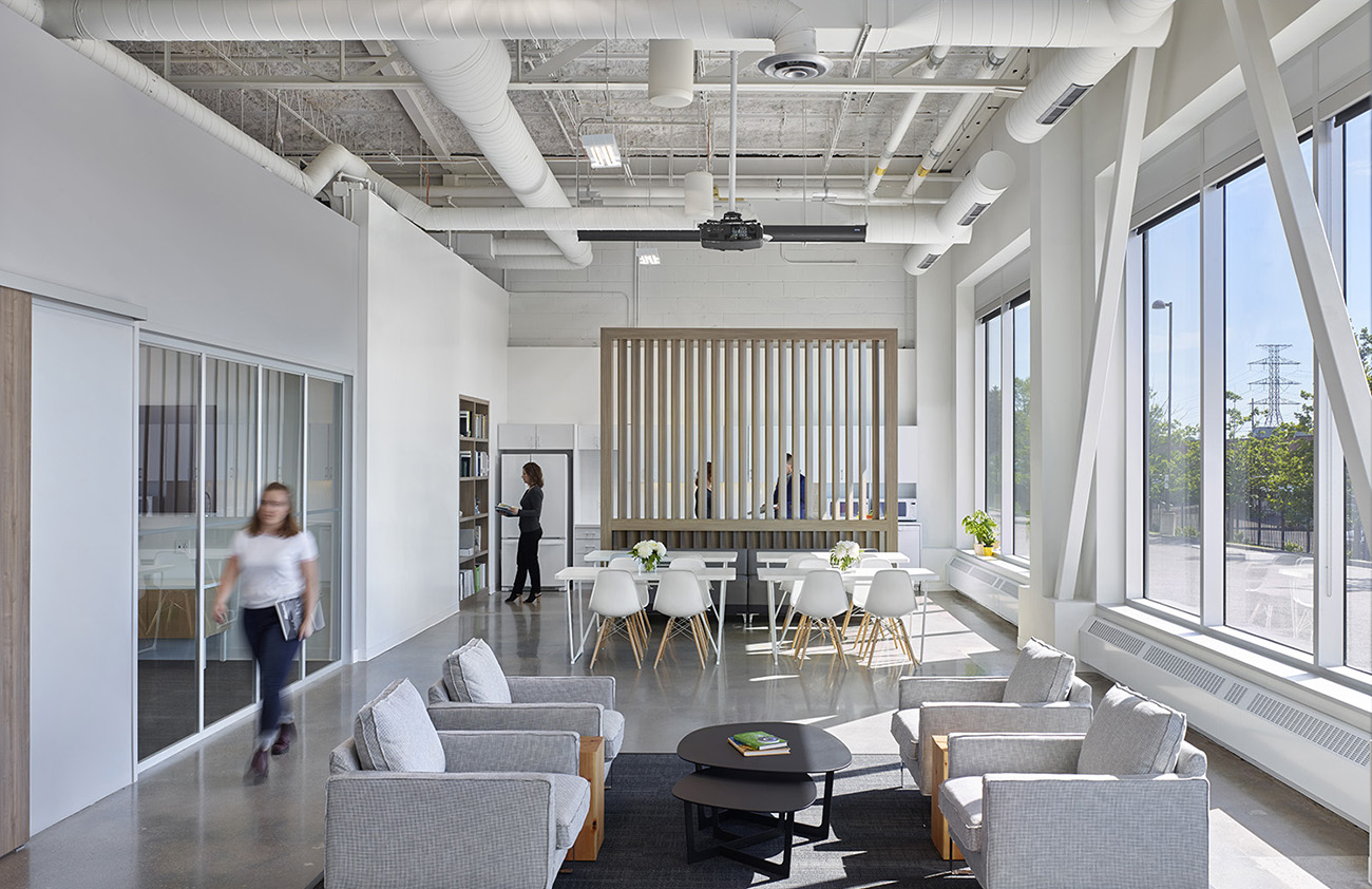 A Tour of Aercoustics' Elegant New Toronto Office