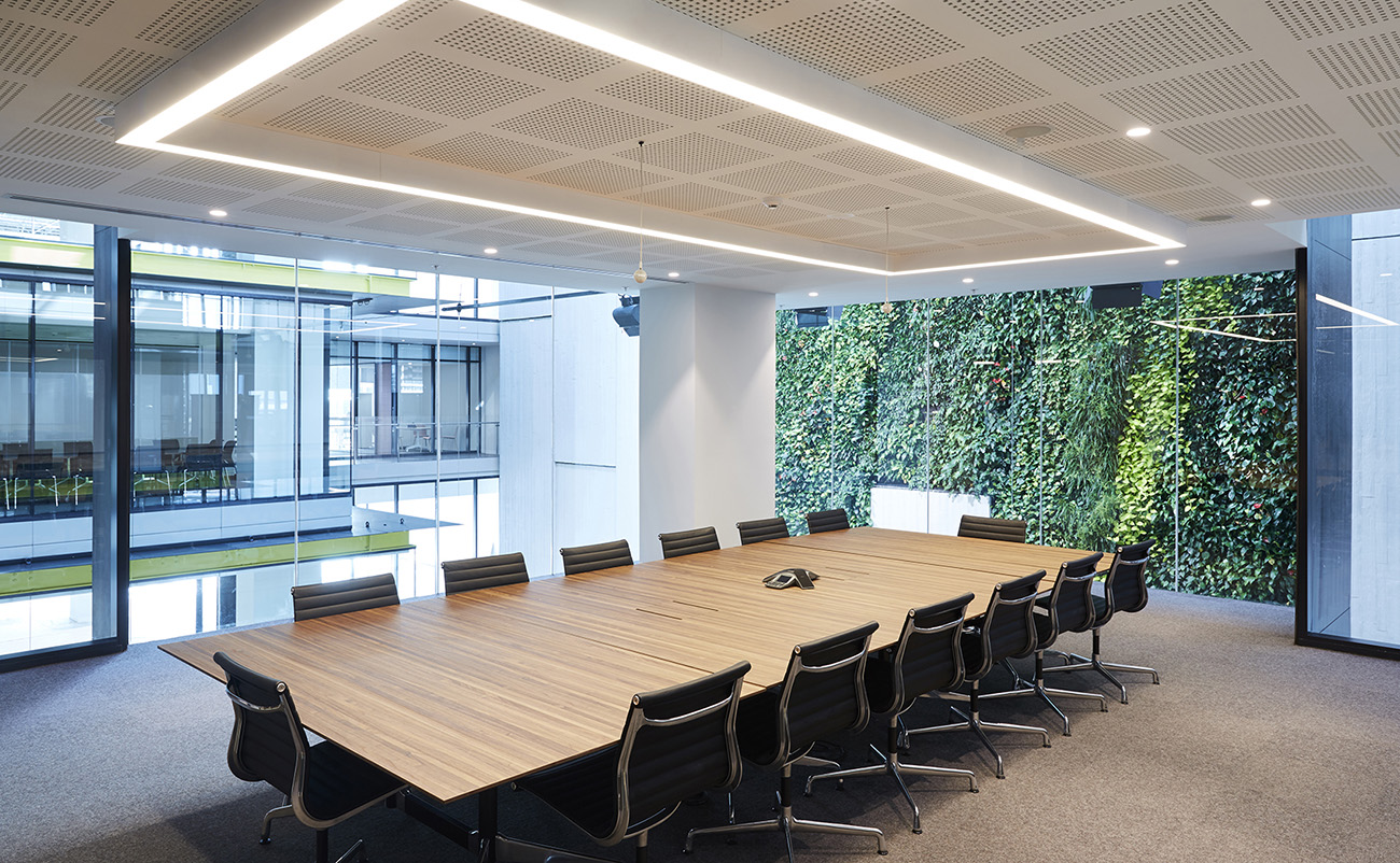 A Tour of BDO Australia's Biophilic Melbourne Office