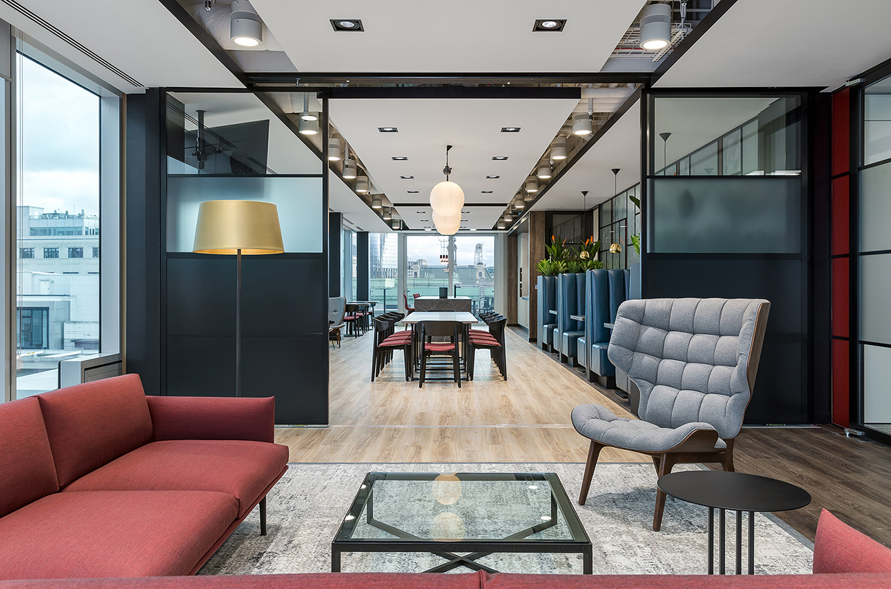 A Look Inside Boult Wade Tennant's New London Office