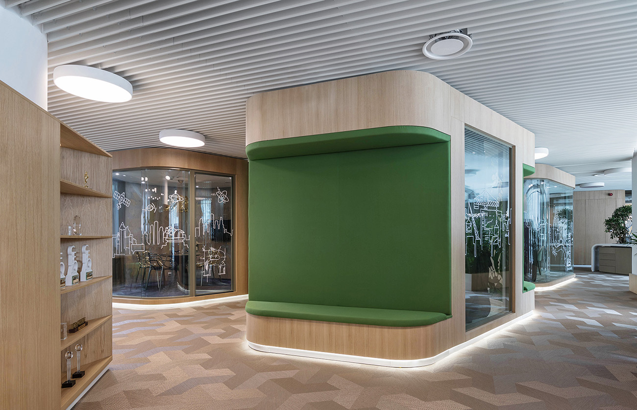 A Tour of CBRE's New Bucharest Office