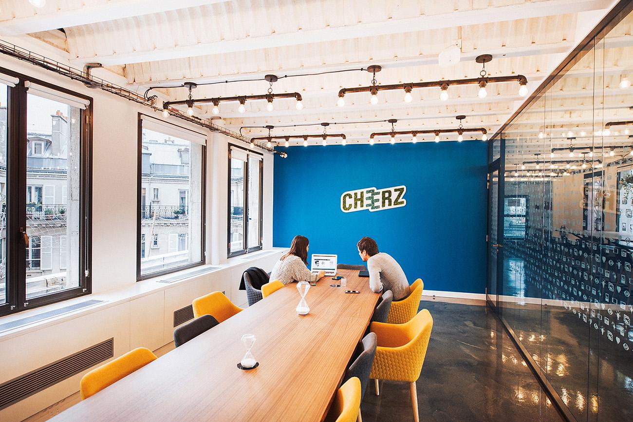 A Look Inside Cheerz's Paris Office