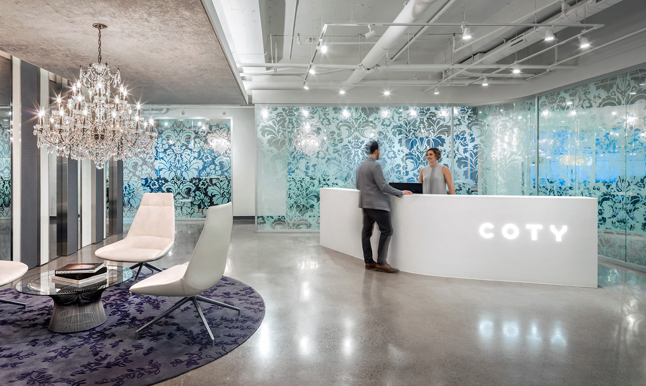 A Look Inside Coty's New Toronto Headquarters