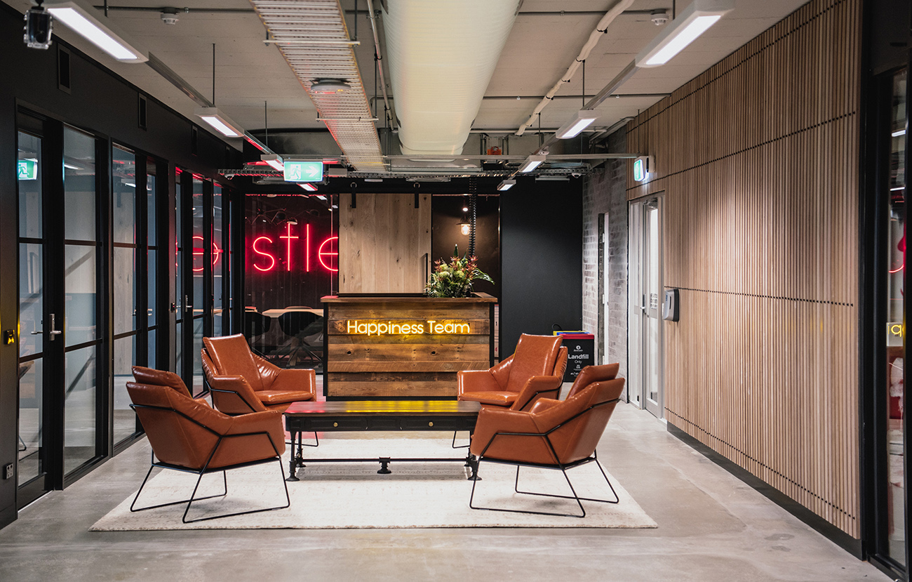 A Tour of CreativeCubes.Co's Modern Coworking Space in Sydney