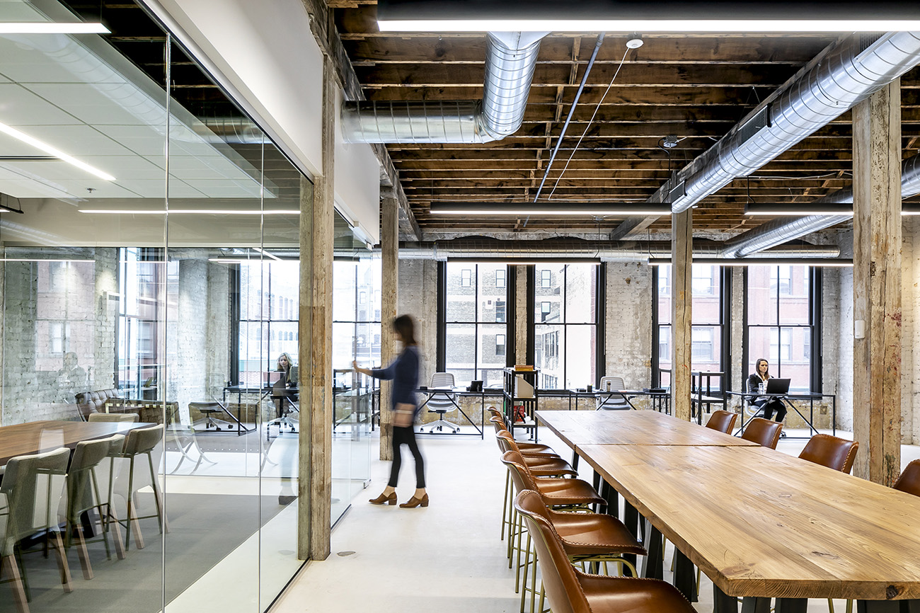 A Look Inside Duff, Fraley, Hendrickson's New Minneapolis Office