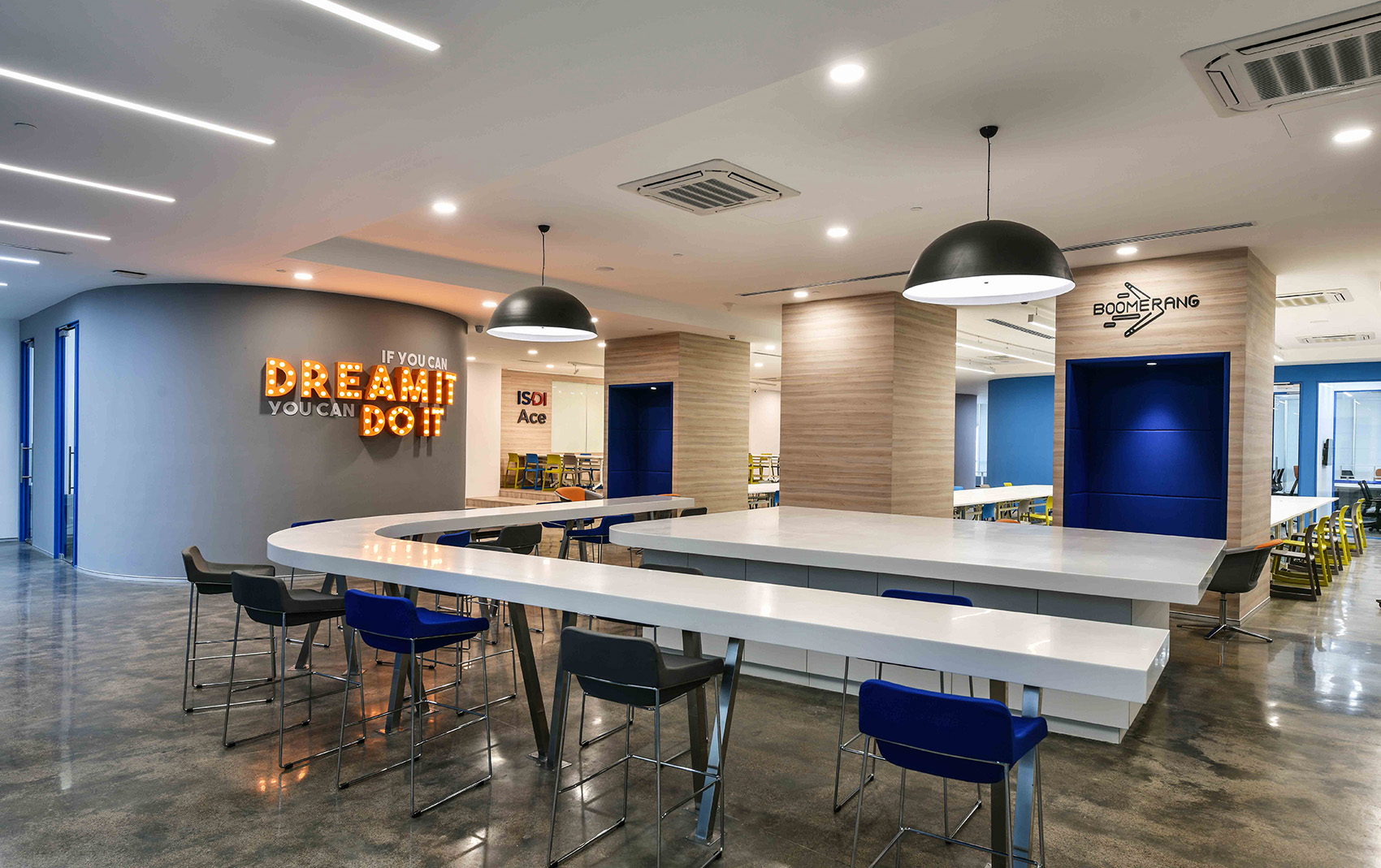 A Tour of ISDI Ace's Mumbai Coworking Space