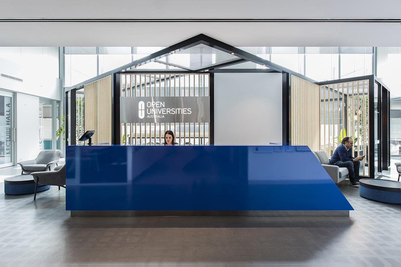 A Look Inside Open Universities Australia's Cool Melbourne Office