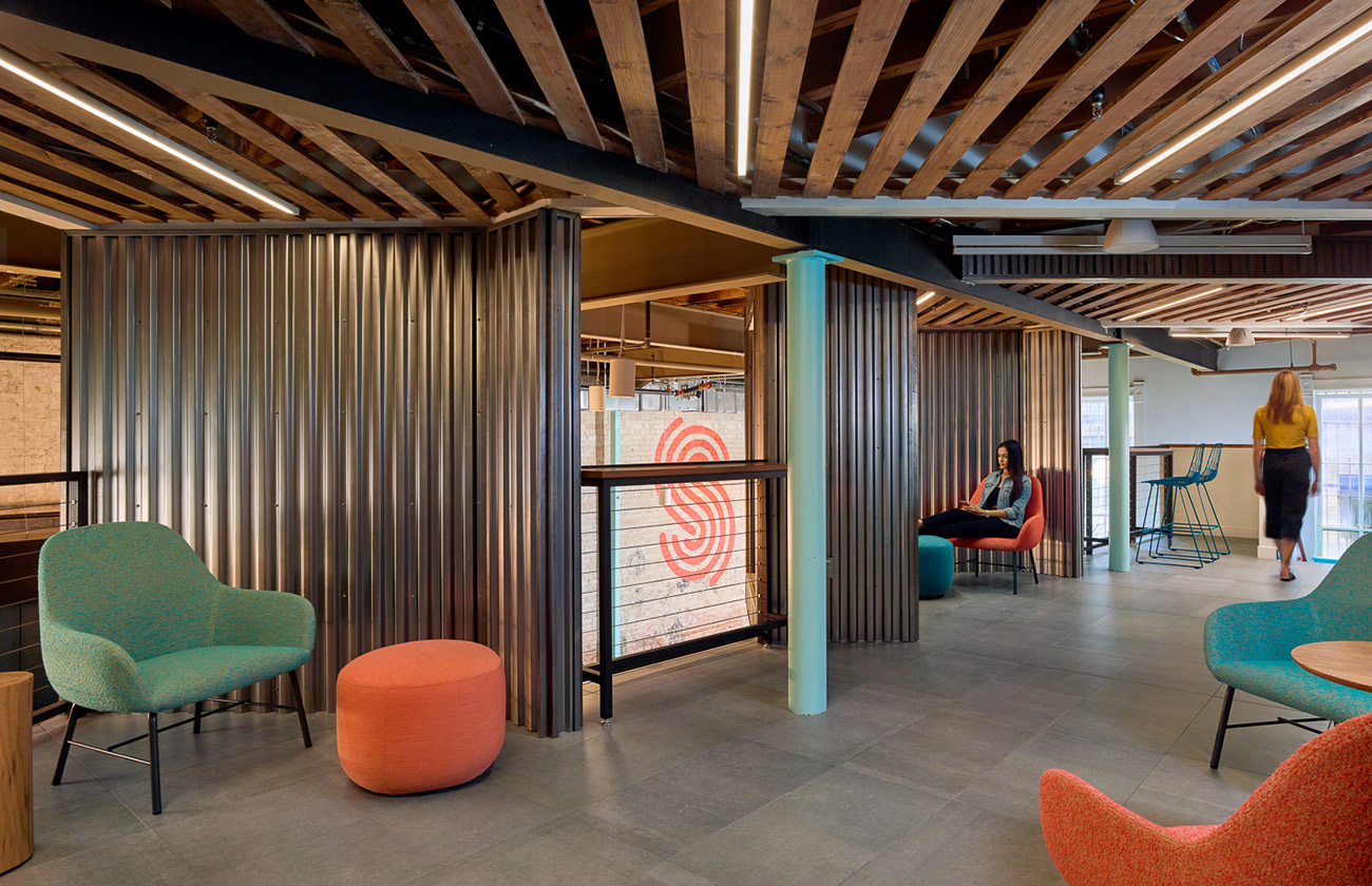 A Look Inside Spreetail's Modern New Austin Office