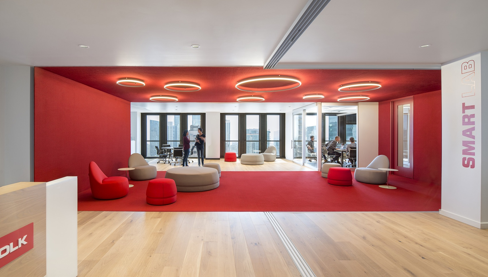A Tour of Suffolk Construction's New San Francisco Office