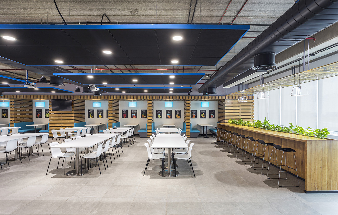 A Tour of TiVo's Cool New Bengaluru Office