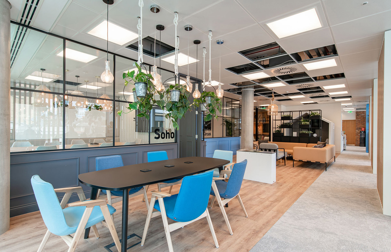 Inside TomTom's Modern New London Office