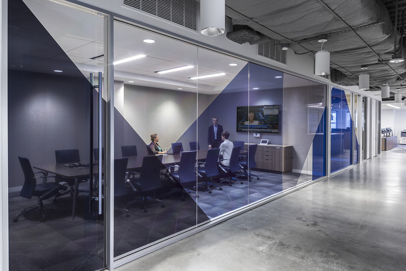 A Tour of Tortoise Capital Advisors' Modern Los Angeles Office