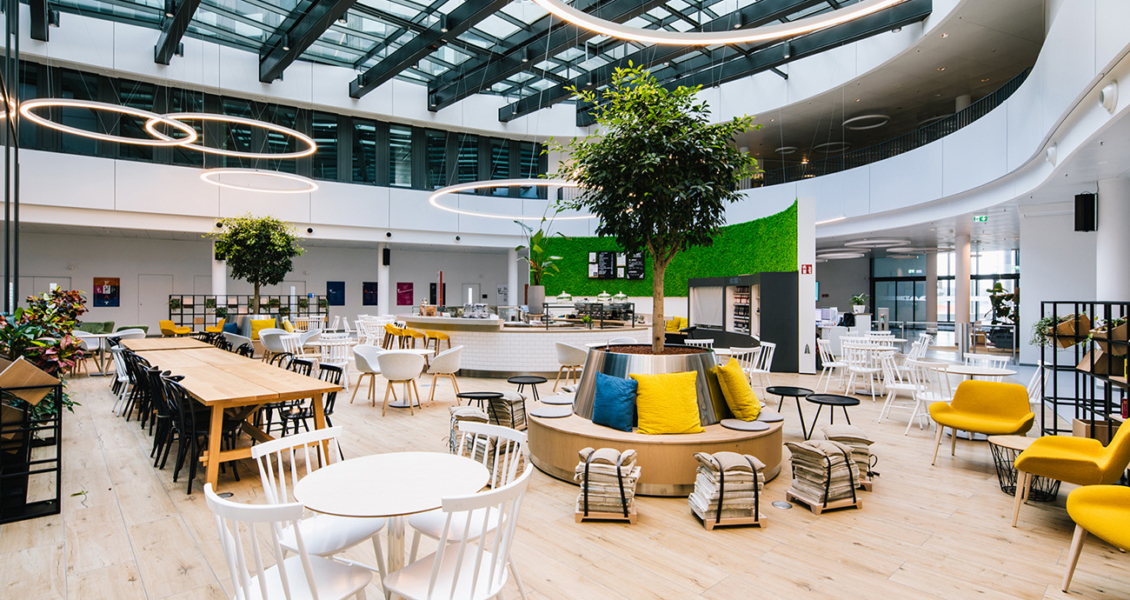 A Tour of Trivago's New Düsseldorf Headquarters