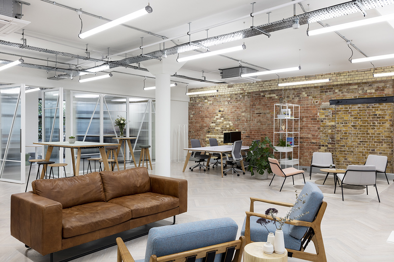 A Tour of Workstories' Cool New London Office