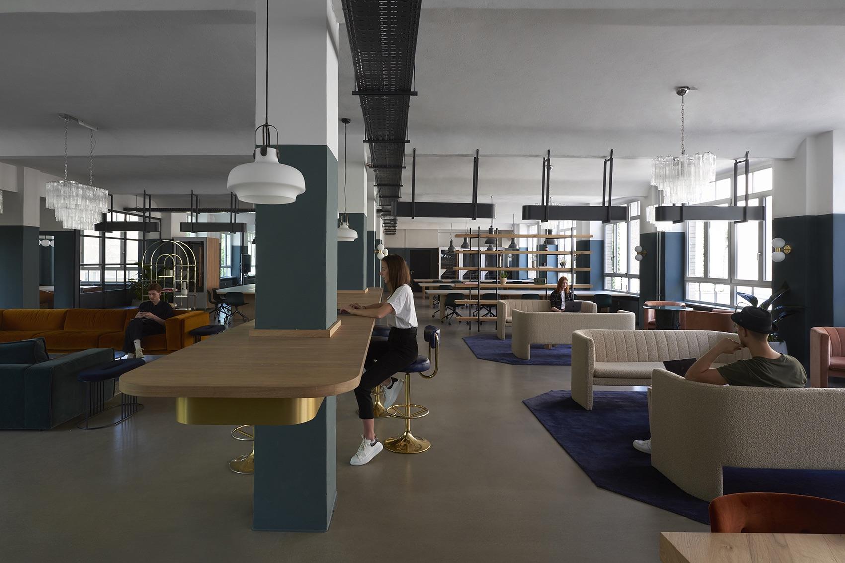 Weekday Workplace Design