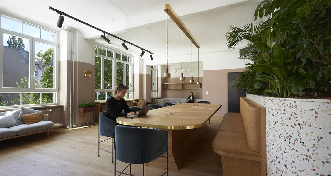 A Tour of AirHelp's Sleek New Office in Berlin