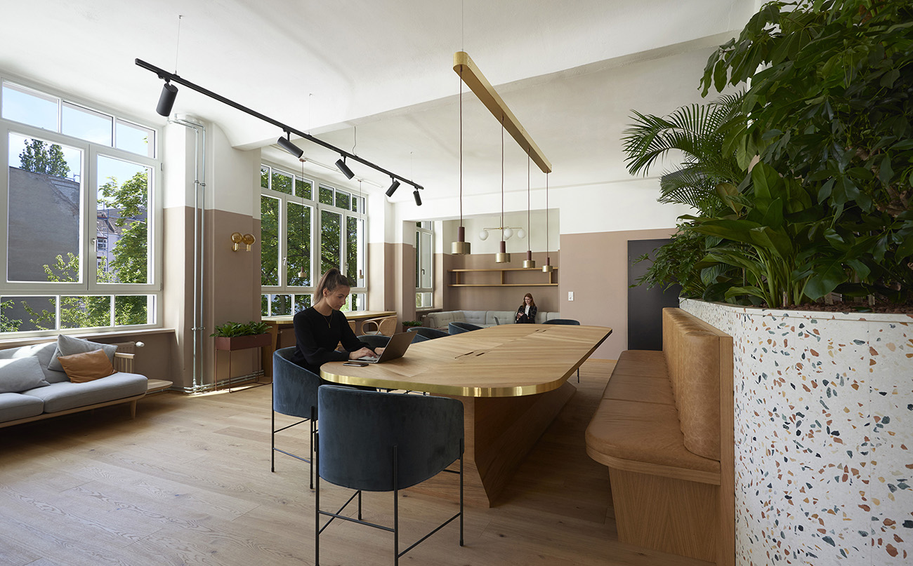 A Tour of AirHelp's Sleek New Office in Berlin